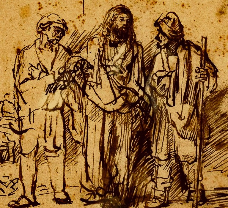 Emmaus sketch (Rembrandt) website homepage copy.jpg