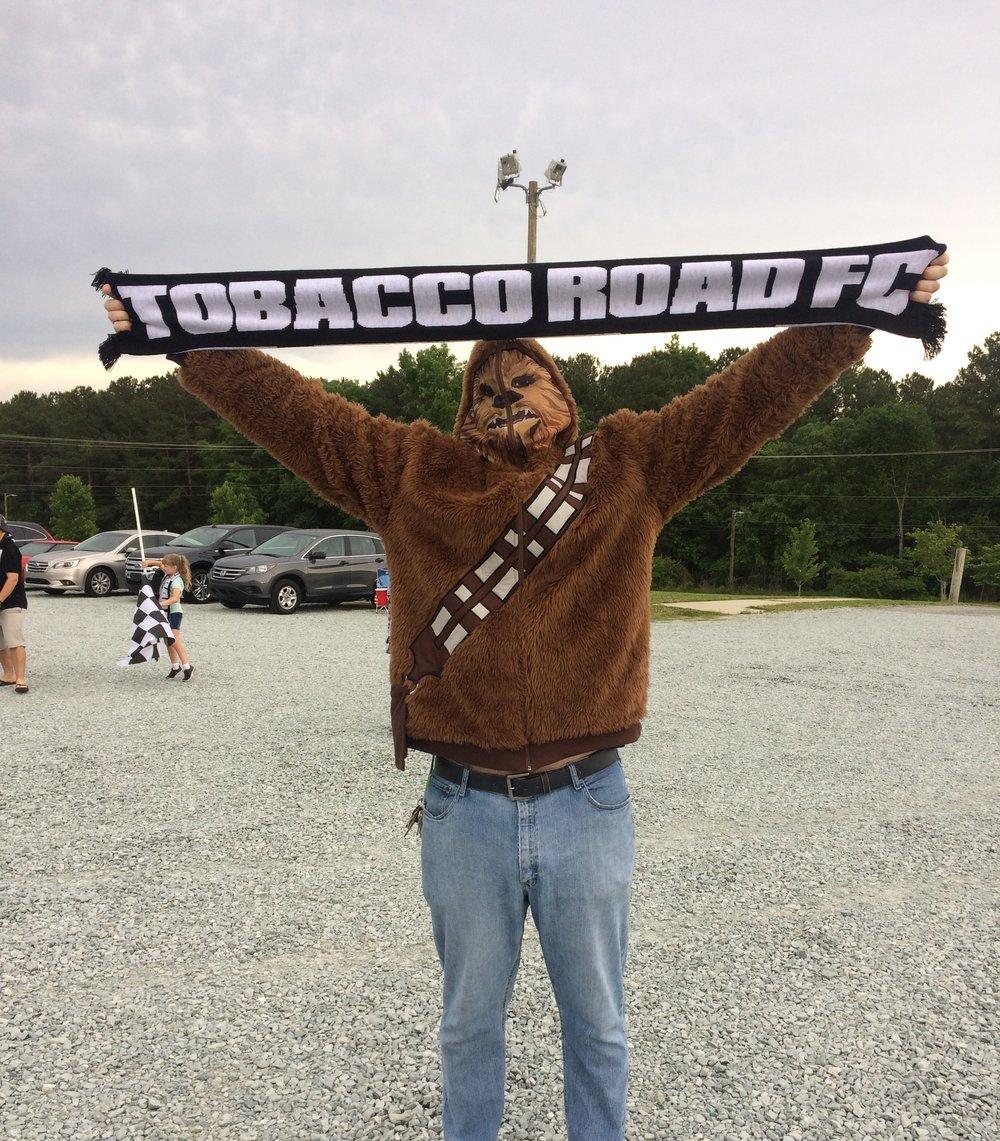 TRFC - Chewbacca