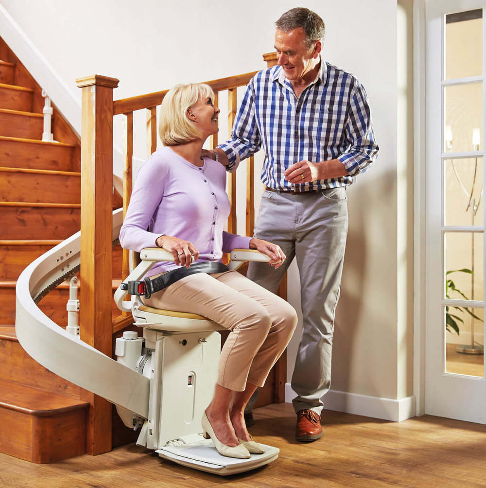 Acorn Stairlifts - Free in-home no obligation Estimates