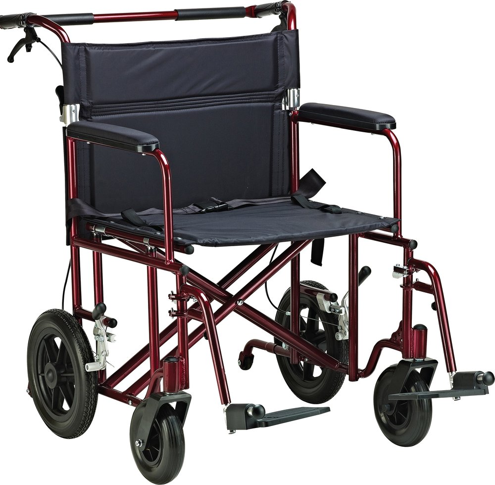 Drive Bariatric Aluminum Transport