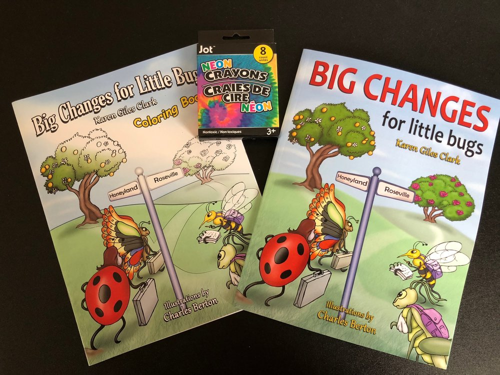 Bug Book Bundle