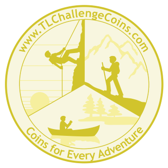 Custom Coins & Pins — TL Challenge Coins