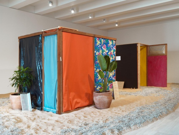 Hélio Oiticica  Tropicália, Penetrables PN 2 'Purity is a myth' and PN 3 'Imagetical'  1966-7© Tate Photography Tate 2016