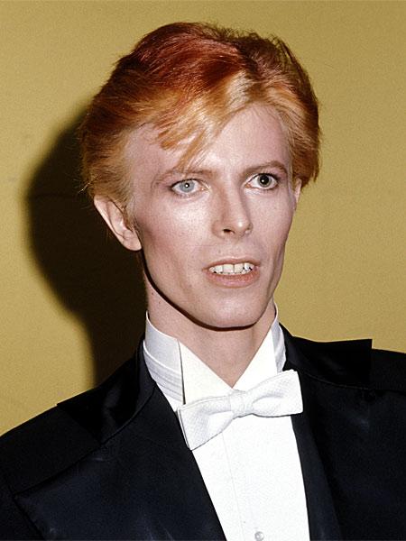 1975 grammy close up david bowie