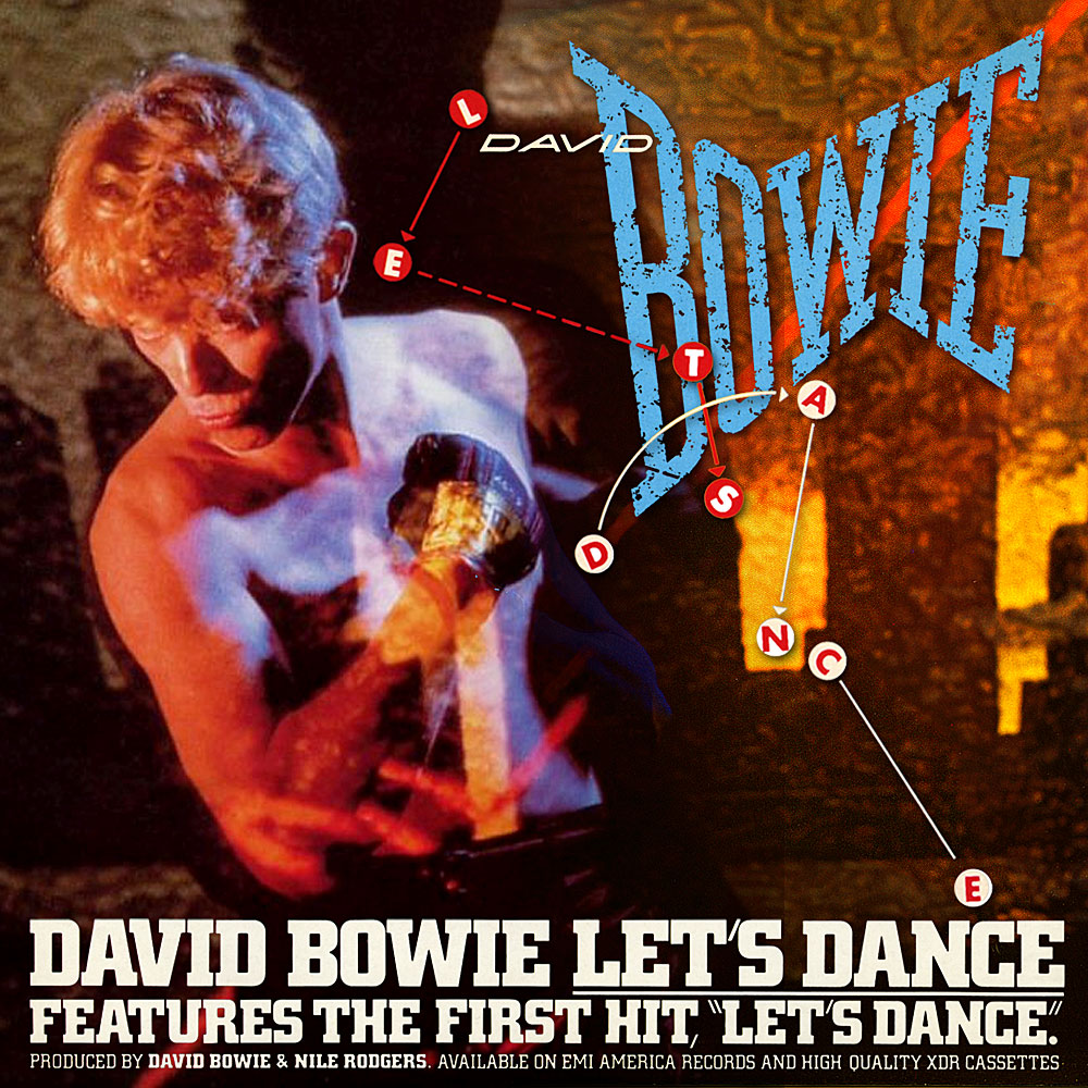 Let S Dance Album Is 35 Today Plus Poll Result David Bowie