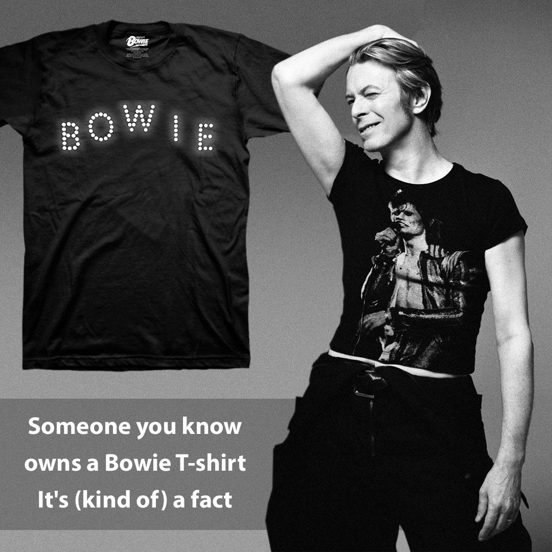b076c6b17 The world is wearing David Bowie — David Bowie