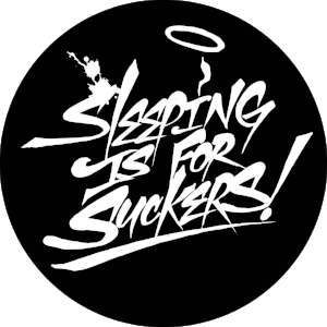 Sleeping is for Suckers Logo