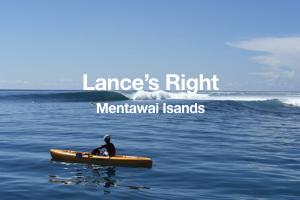 lances right