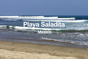 playa saladita