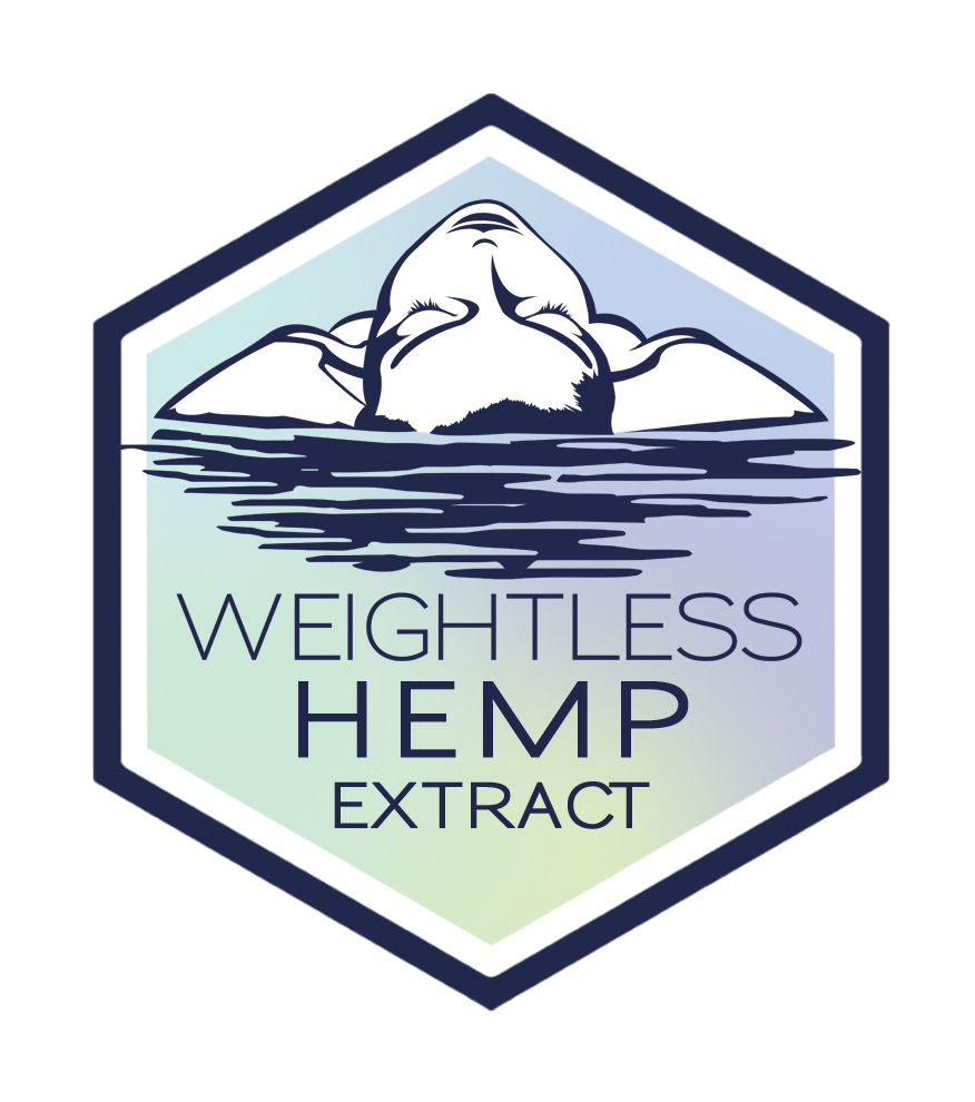 CBD Oil | Kentucky Grown | Weightless Hemp Extract |  Louisville, KY