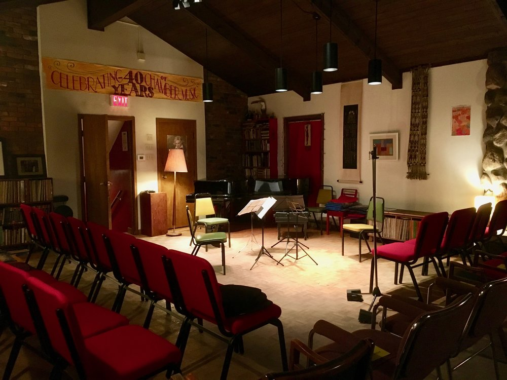 Kitchener-Waterloo Chamber Music Society | The Music Room