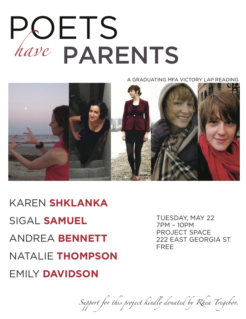 Poets Have Parents Poster (High Quality)