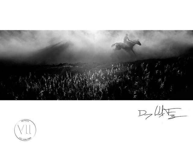 (VII Print Sale of Danny Wilcox Frazier's Iconic Photograph) Horse races at the Oglala Lakota Nation Pow Wow, Pine Ridge Reservation (2010). photograph by @dannywilcoxfrazier @viiphoto is offering a non-limited edition print sale of the agencies most iconic work. These signed and stamped 8X10 prints are available for $100. I made this panoramic frame on Kodak Tri-X film while working on the Pine Ridge Reservation with the support of The Aftermath Project and @saraterry13 You can purchase this print and view the rest of the photographs offered at the link in my profile. #printsale #viiphoto #viiarchive #flashsale #photosale