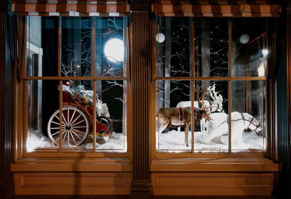 Winter Front window 2016
