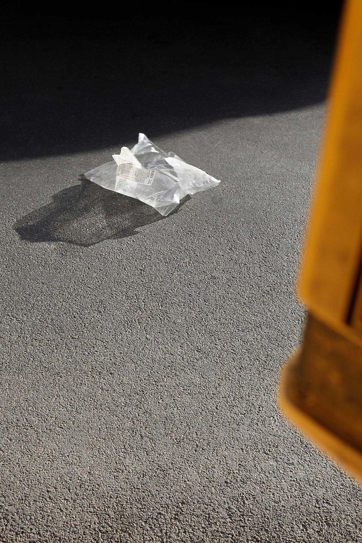 Justine Guerriat Microcosm series Street Rubbish