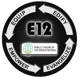 E12 Discipleship Program - In moving forward with our God-given mission statement to lead people to lives of commitment and productivity in Christ, we have adopted the E12 program of discipleship. We believe that essential aspects of a life and church committed to Christ are to go wider in evangelism and deeper in discipleship. We encourage everyone to join and begin to experience the full potential of a life completely submissive to the Lord.
