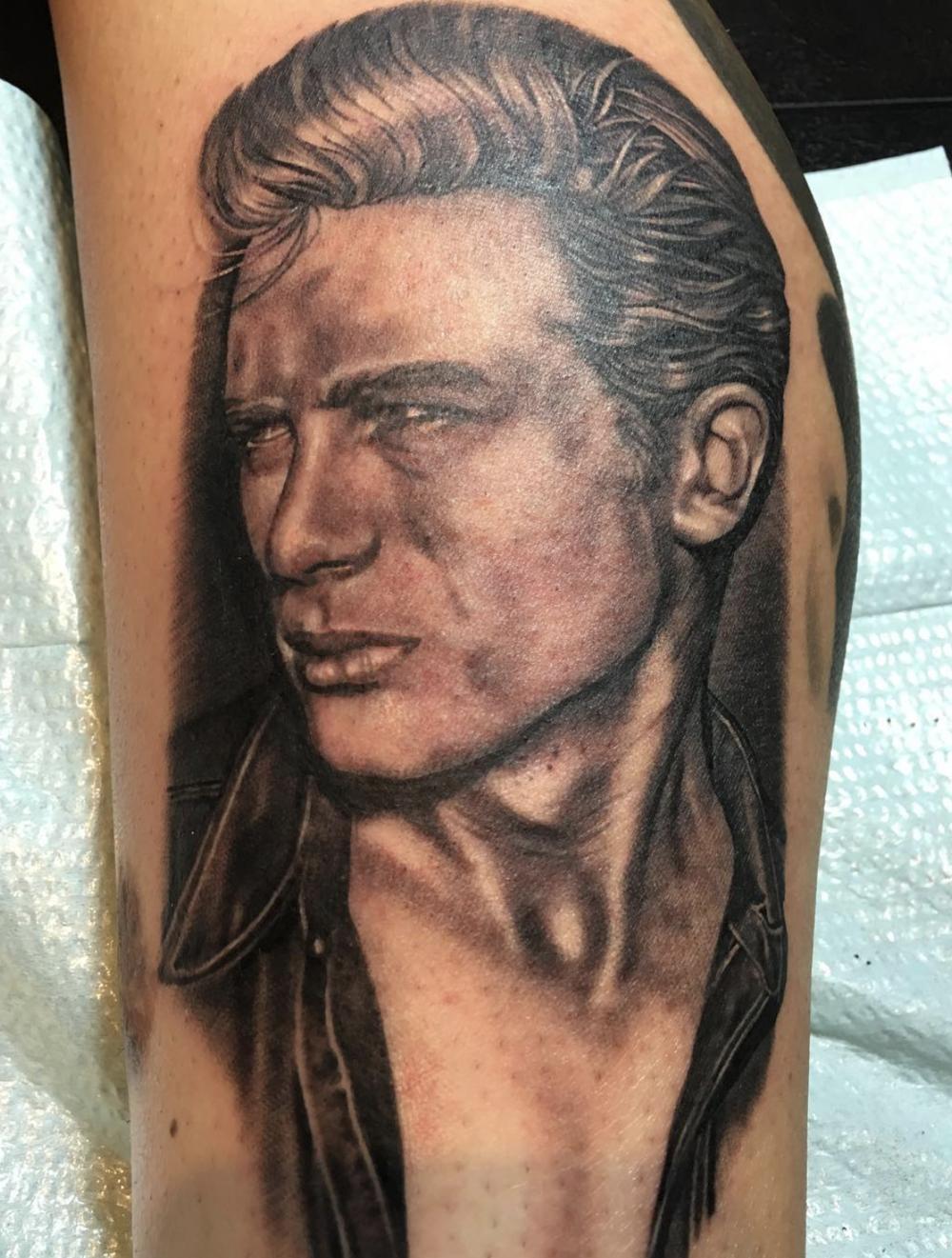 Jared Weippert - North Street Tattoo