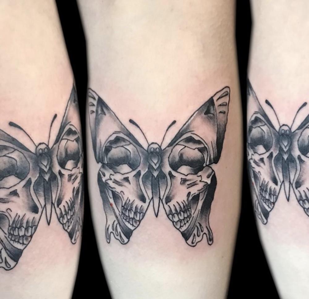 Adam Wooddy - Don't Tell Mom Tattoo