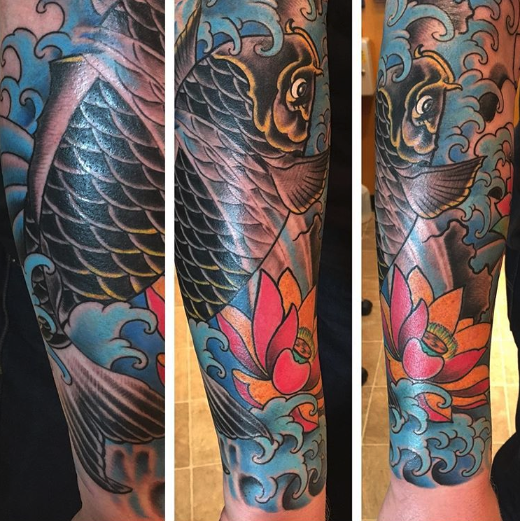 Danny Warner - Lighthouse Tattoo Club