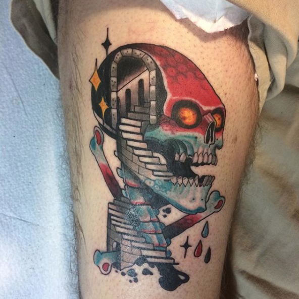 Jason Freeman - Lighthouse Tattoo Club