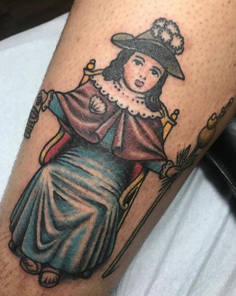 Brandon Bear - Black Sea Tattoo