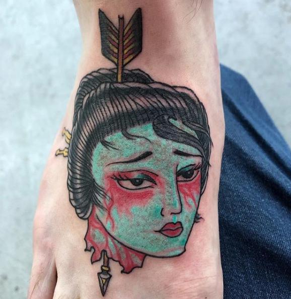 Drew Browning - Lighthouse Tattoo Club