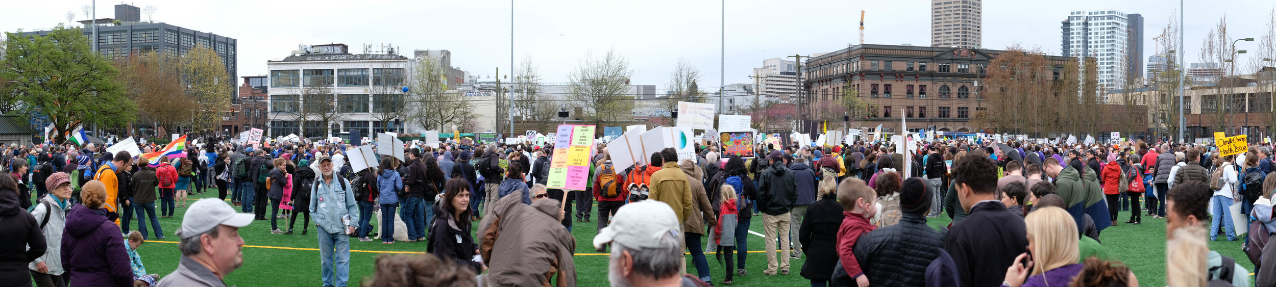 Seattle March for Science-15