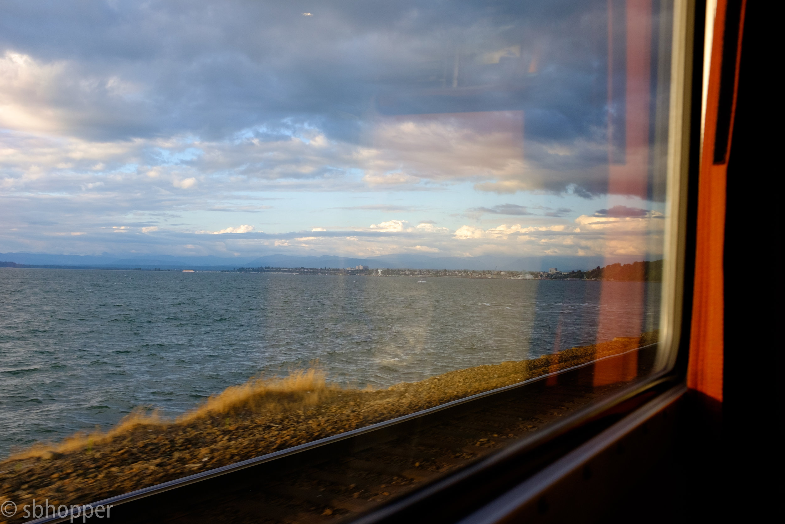 Seattle to Vancouver on Amtrak (2 of 18)
