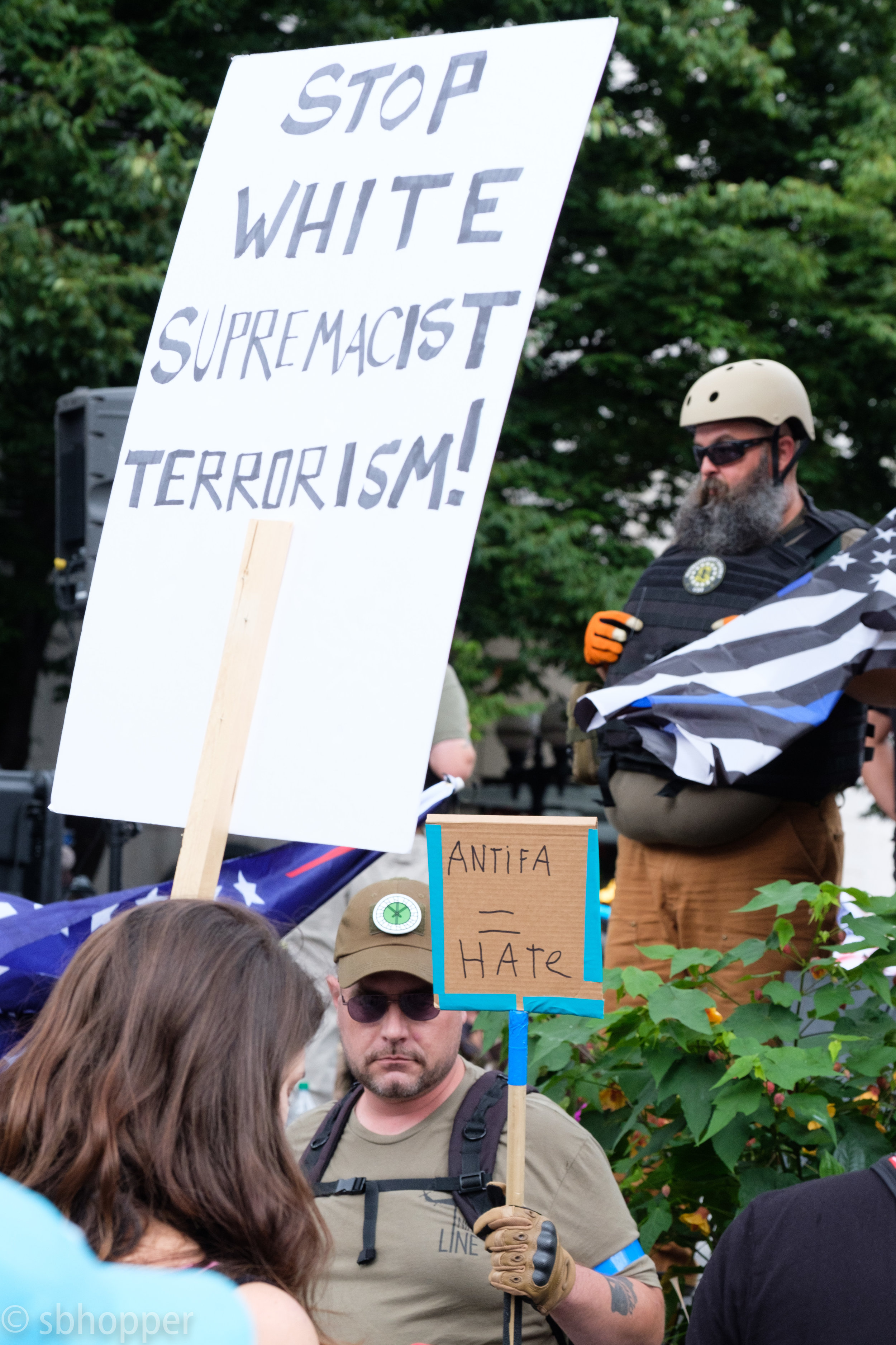 13 August Seattle protests (15 of 45)