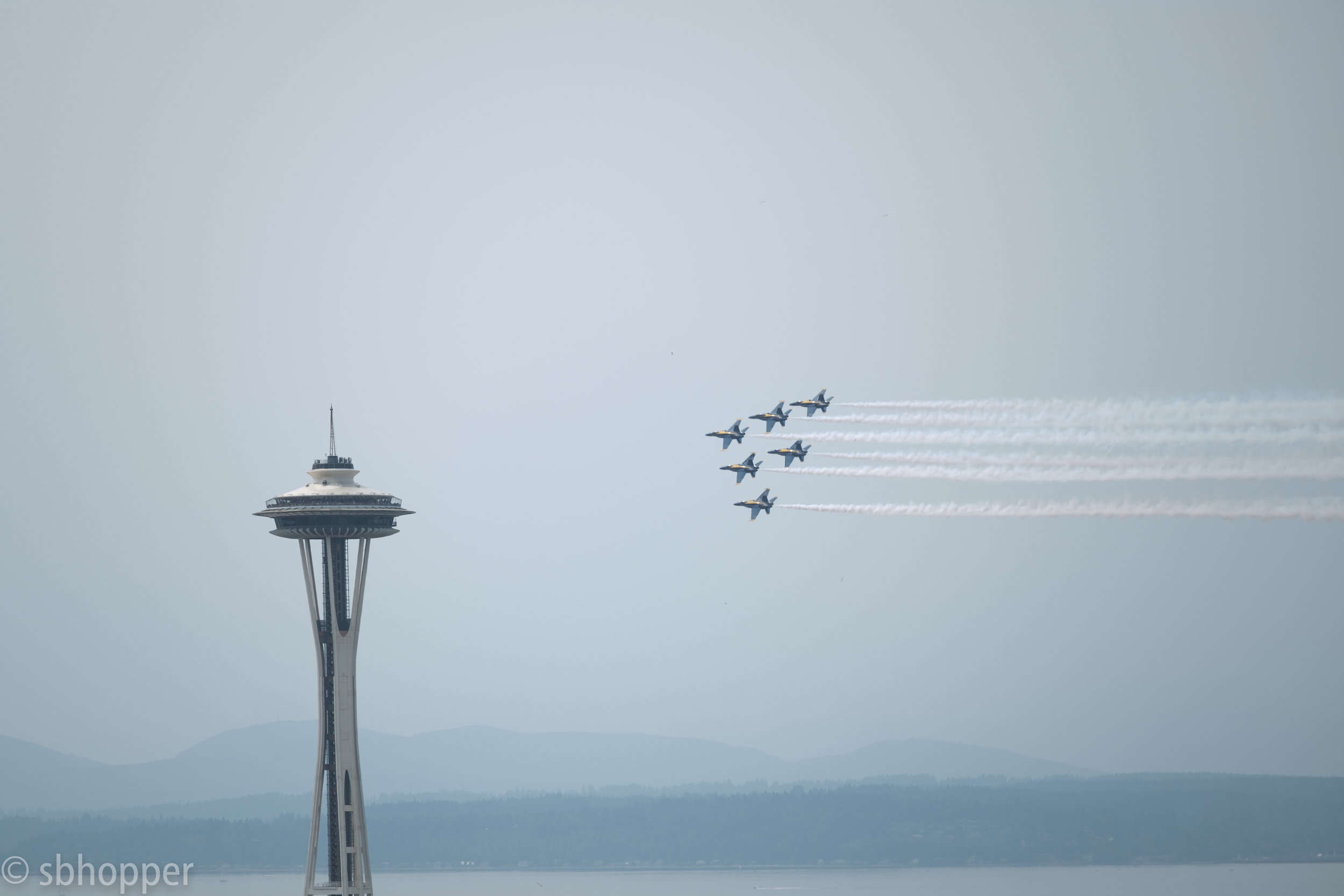 Seattle's Seafair Fleet Week