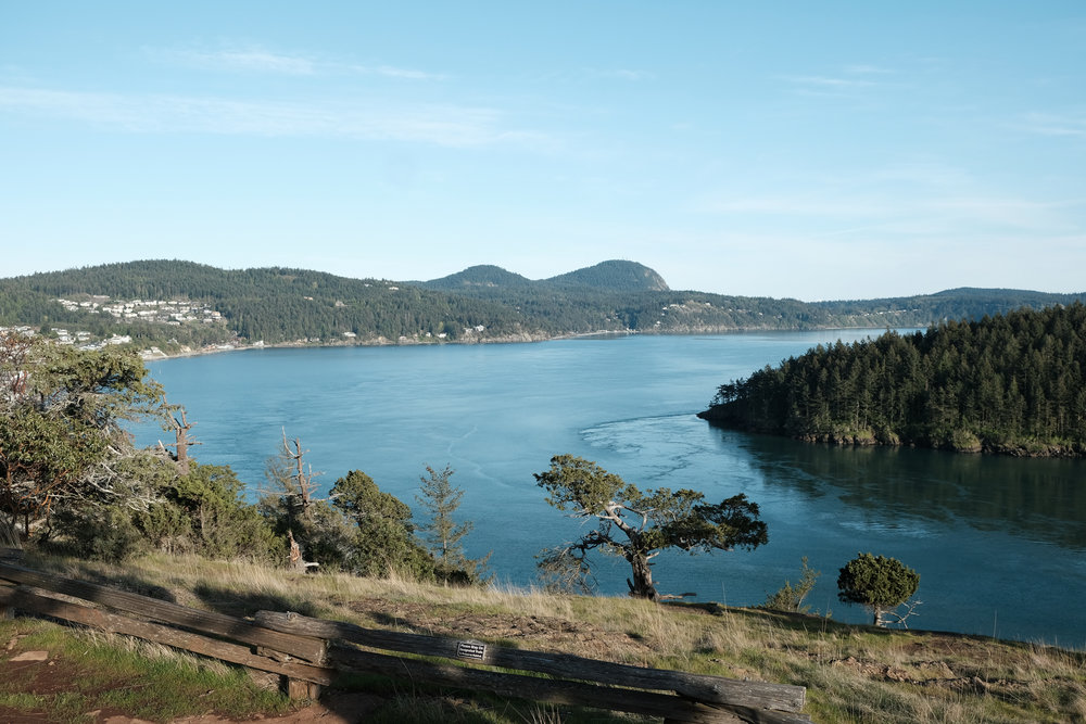 Anacortes. It's beautiful.