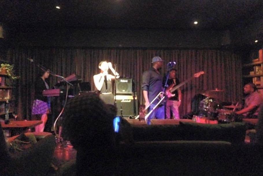 Bassment Syndicate Jam in Kuala Lumpur