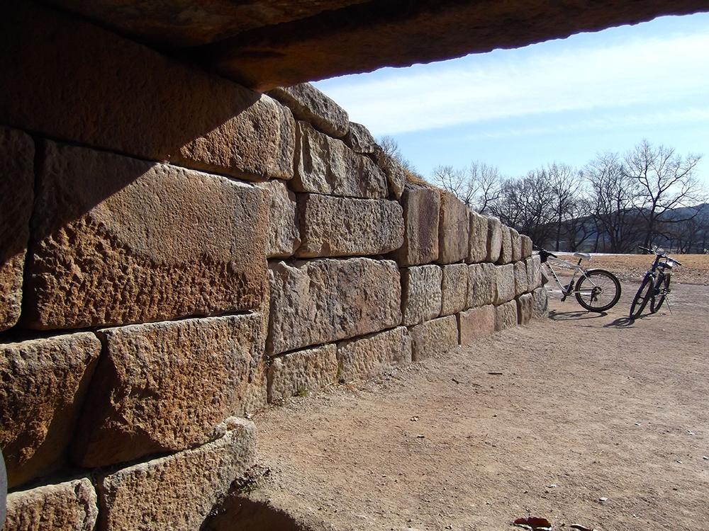 Gyeongju Castle Ruins