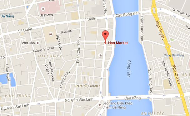 Han Market Map