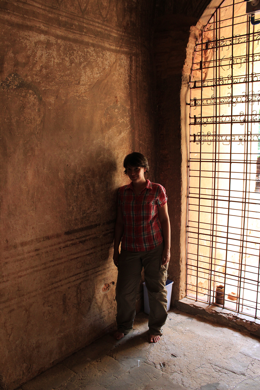 In Old Bagan
