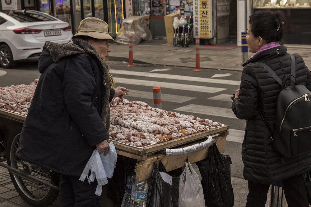Persimmon Vendor
