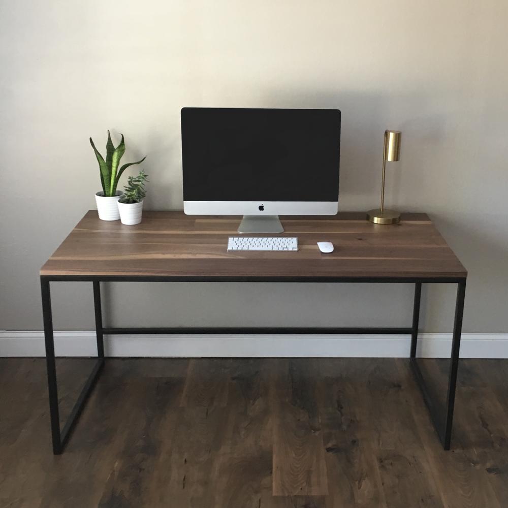 Beau Alamo Design Co Tampa FL Custom Furniture Desk Front View.PNG