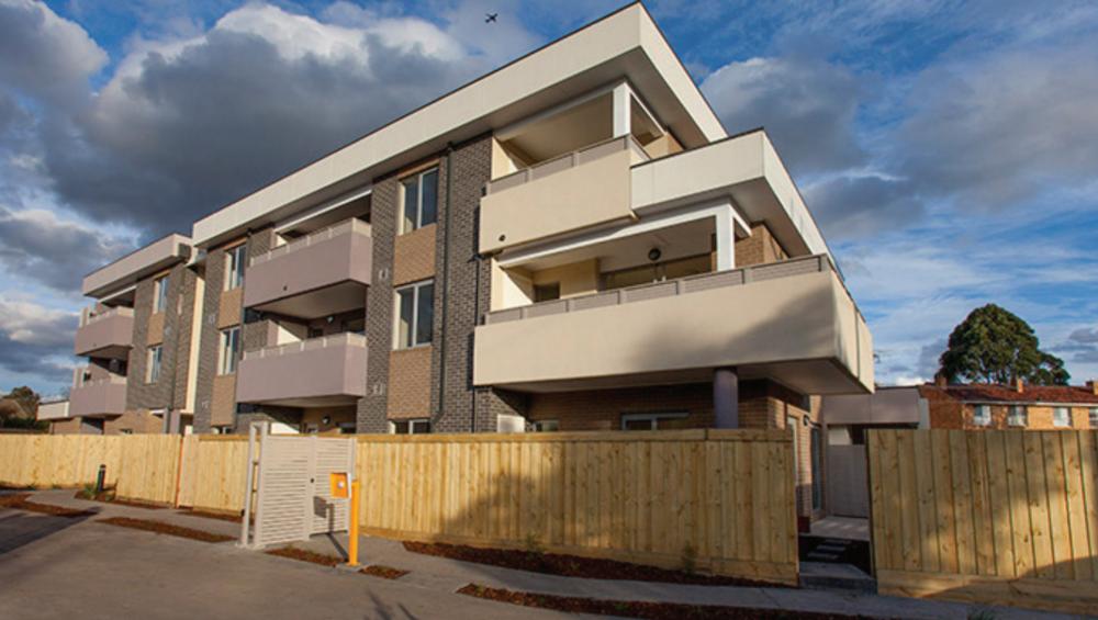 Perth St Apartments