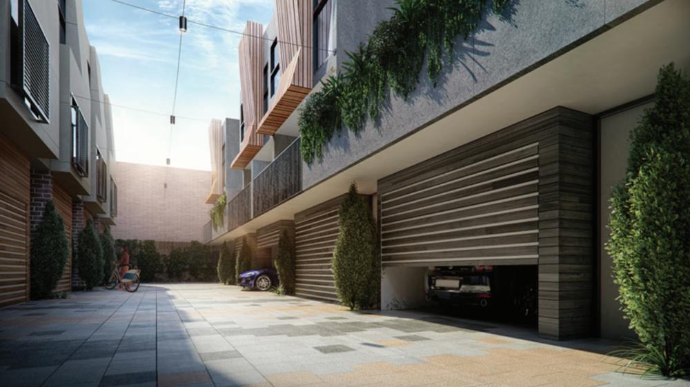 Halliard Luxury Townhouses