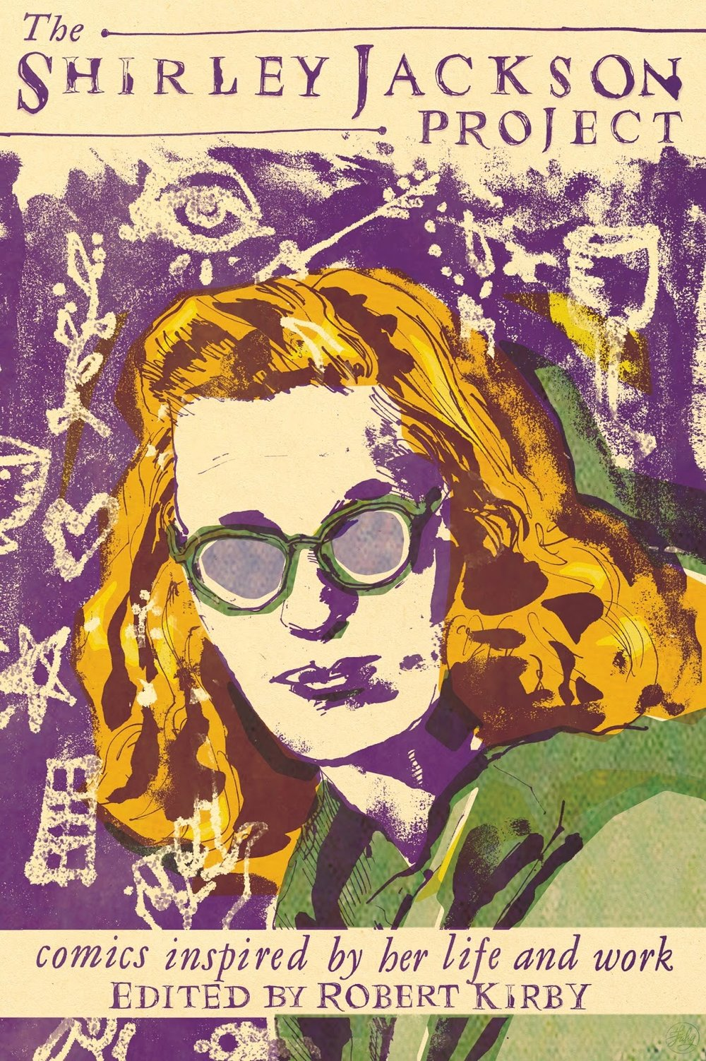 The Shirley Jackson Project: Comics Inspired by Her Life and Work  - Edited by Robert Kirby2016, Ninth Art Press