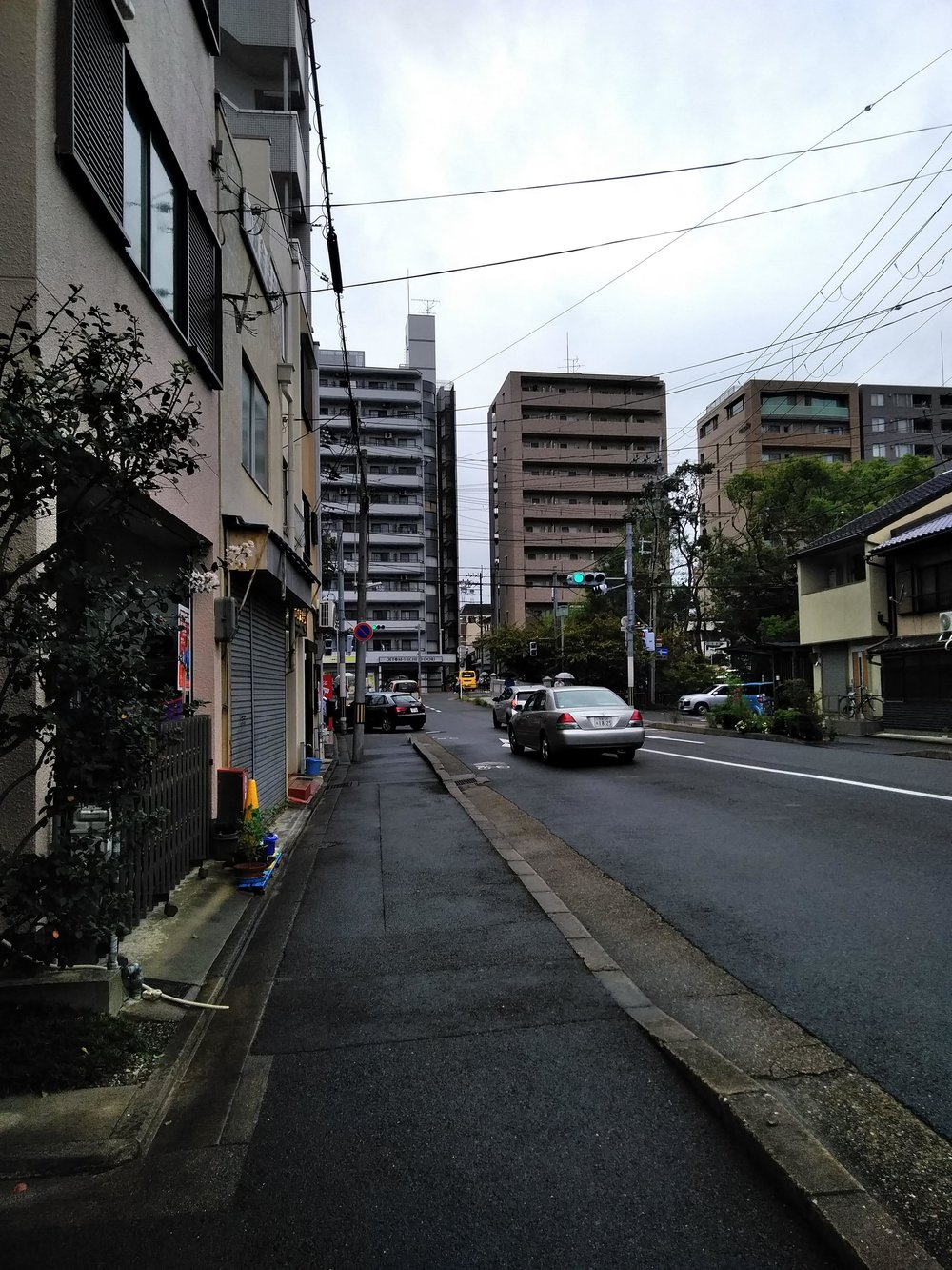 Former site of  Ichijyo Tei