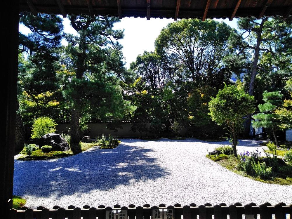 Genji-Garden at Rozanji