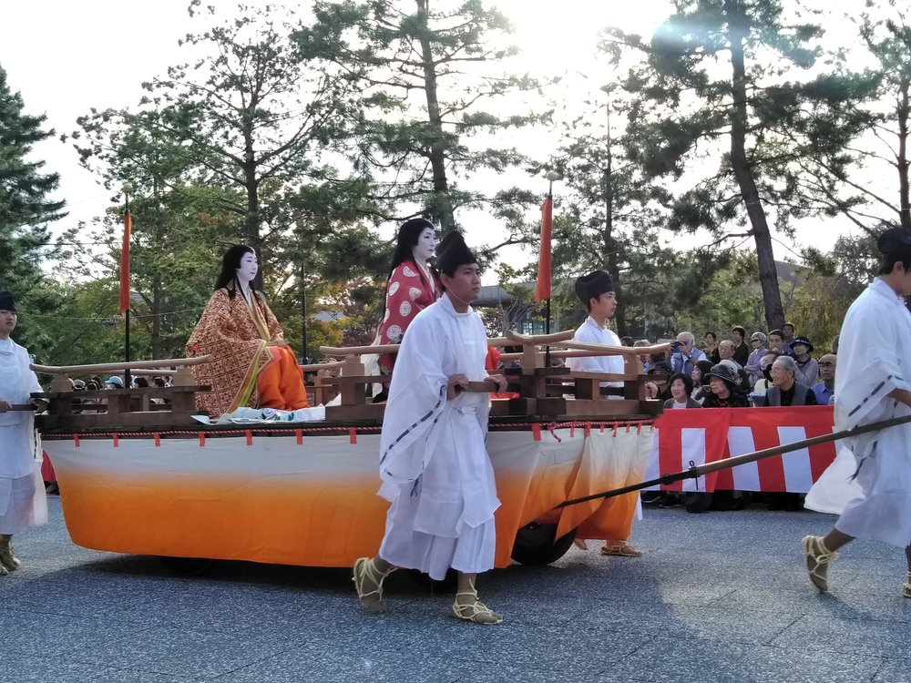 Sei-Shonagon and Murasaki-Shkibu