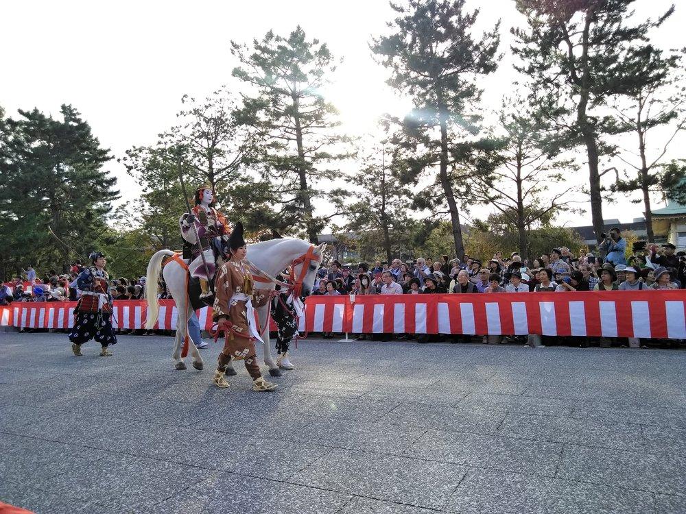 Tomoe-Gozen (Lady Samurai)