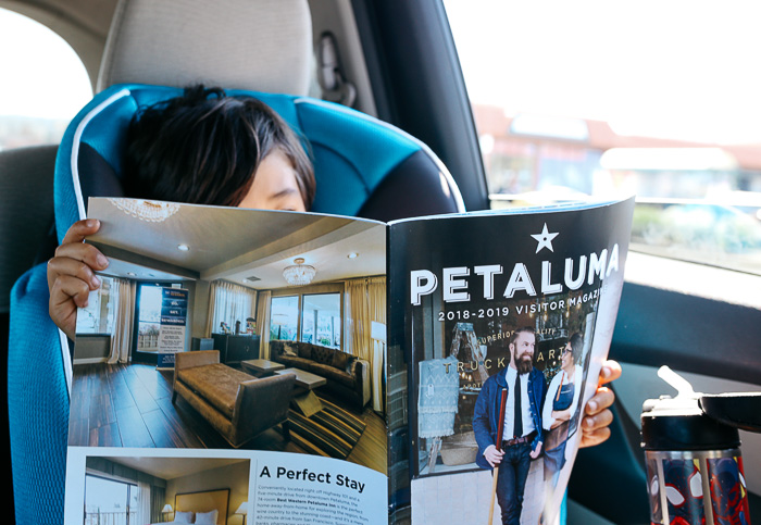 The Visit Petaluma magazine is full of things to do and shops to check out