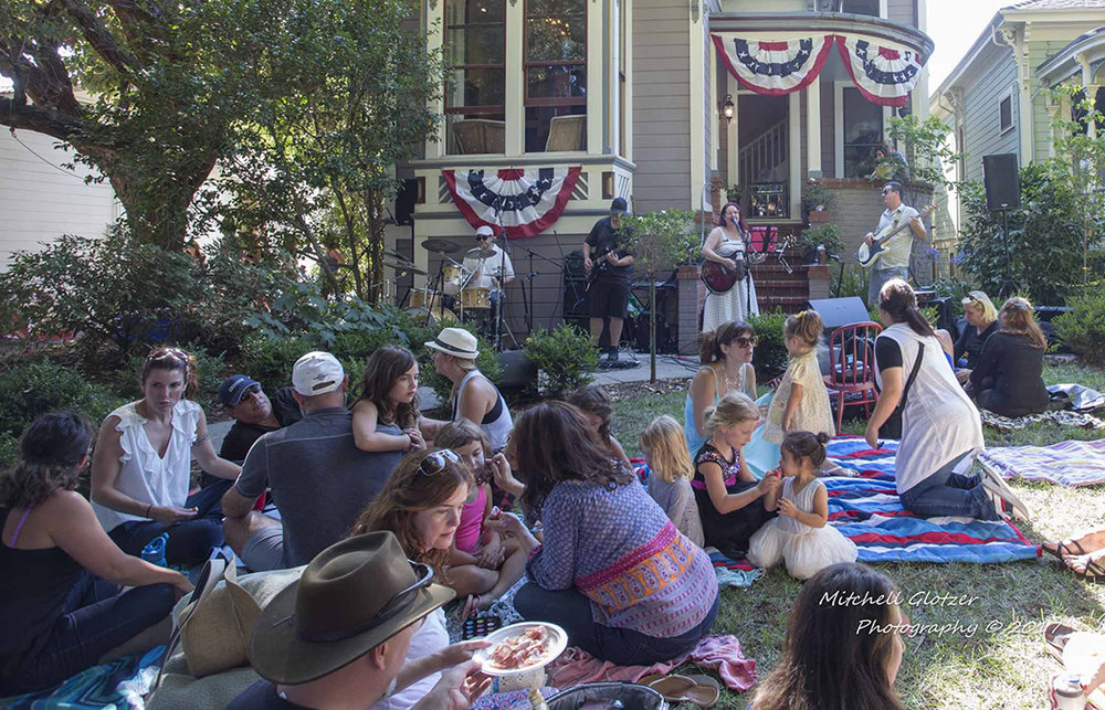 Come to Porchfest - Information | FAQ