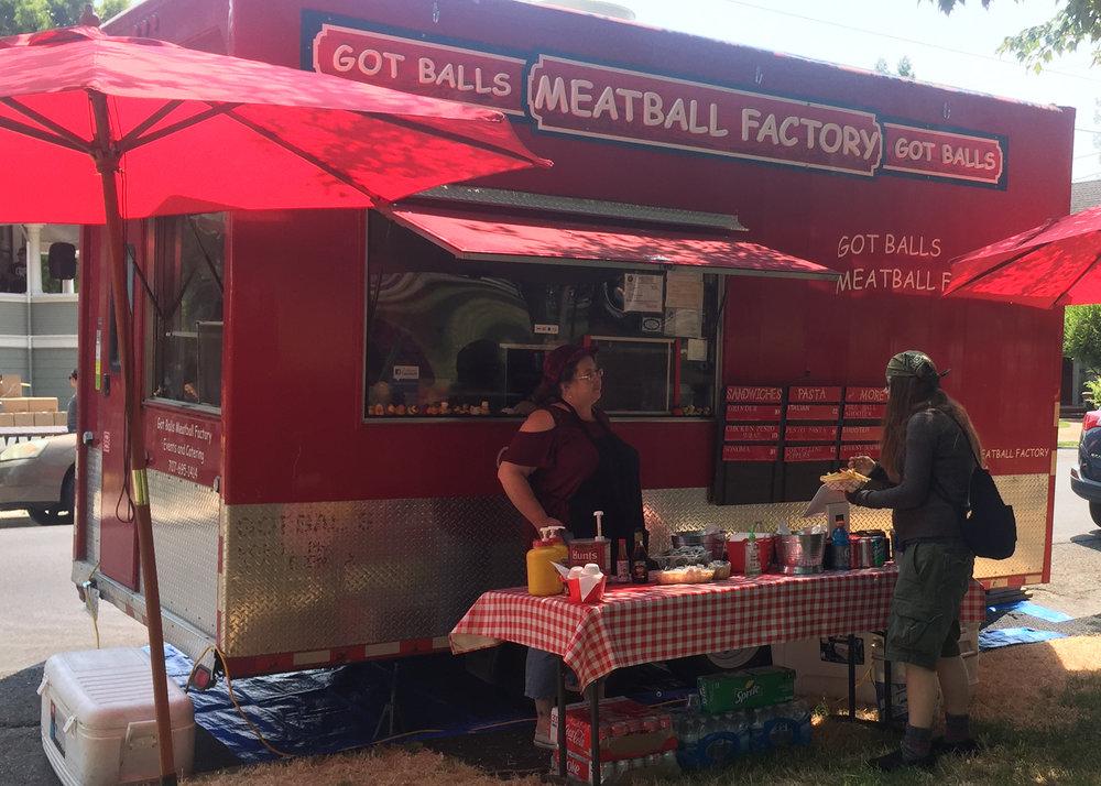Got Balls Meatball Factory