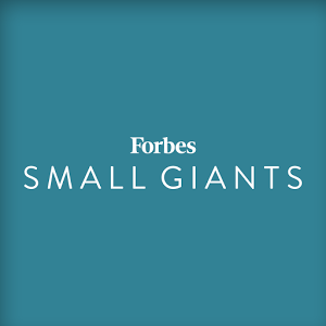 Awarded Forbes Small Giants