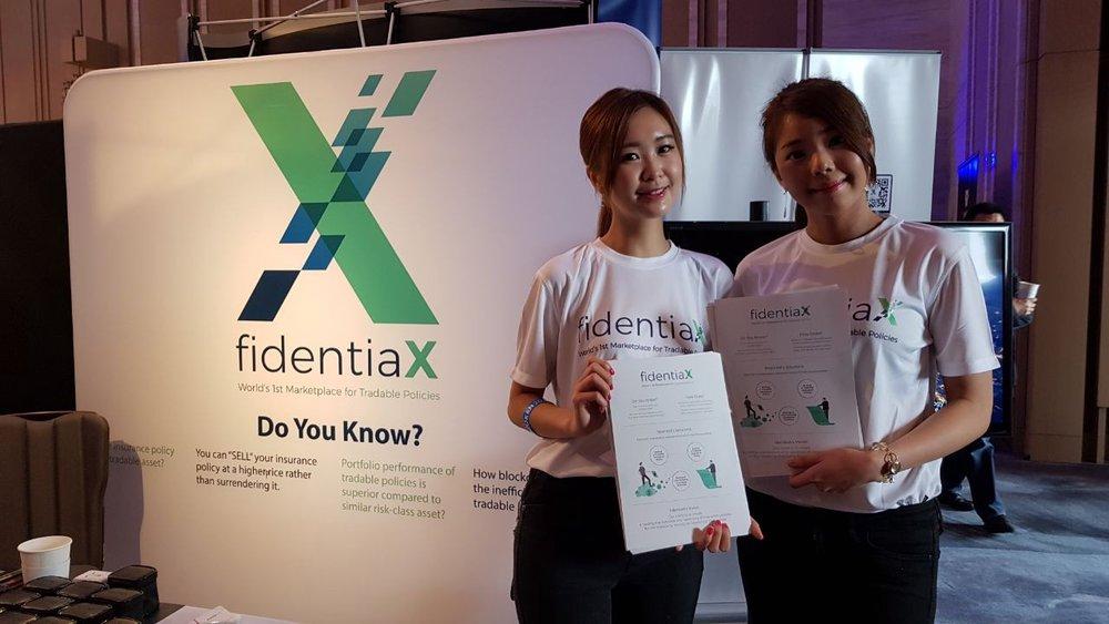 TOKEN2049 & Blockchain in Insurance (Hong Kong Community Meet Up)