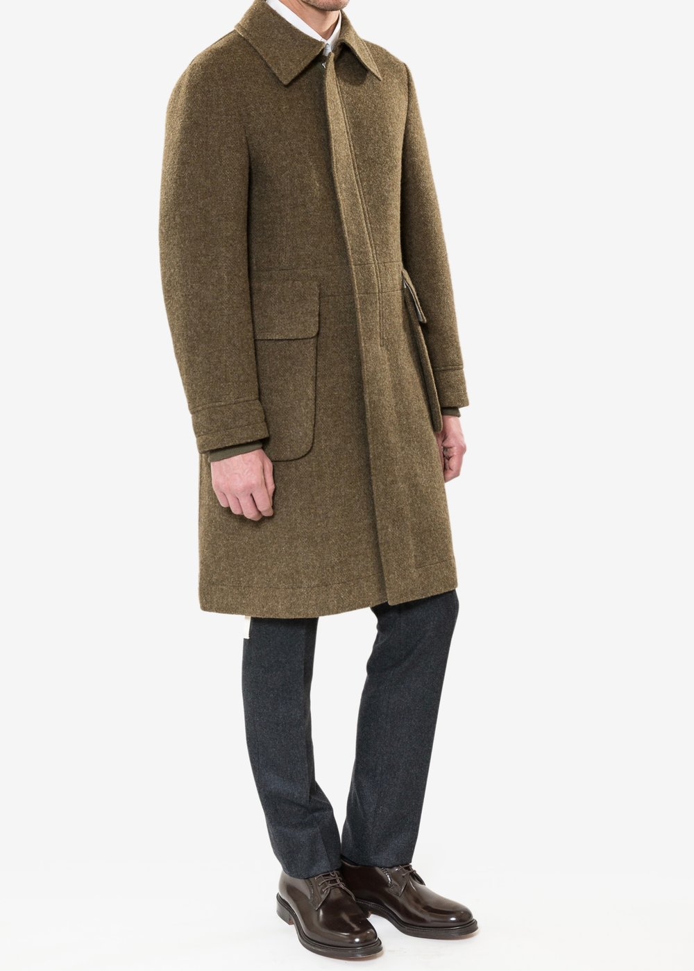 Mr Smith Paris AW18 - Coat